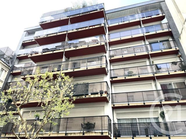 appartement - PARIS - 75016